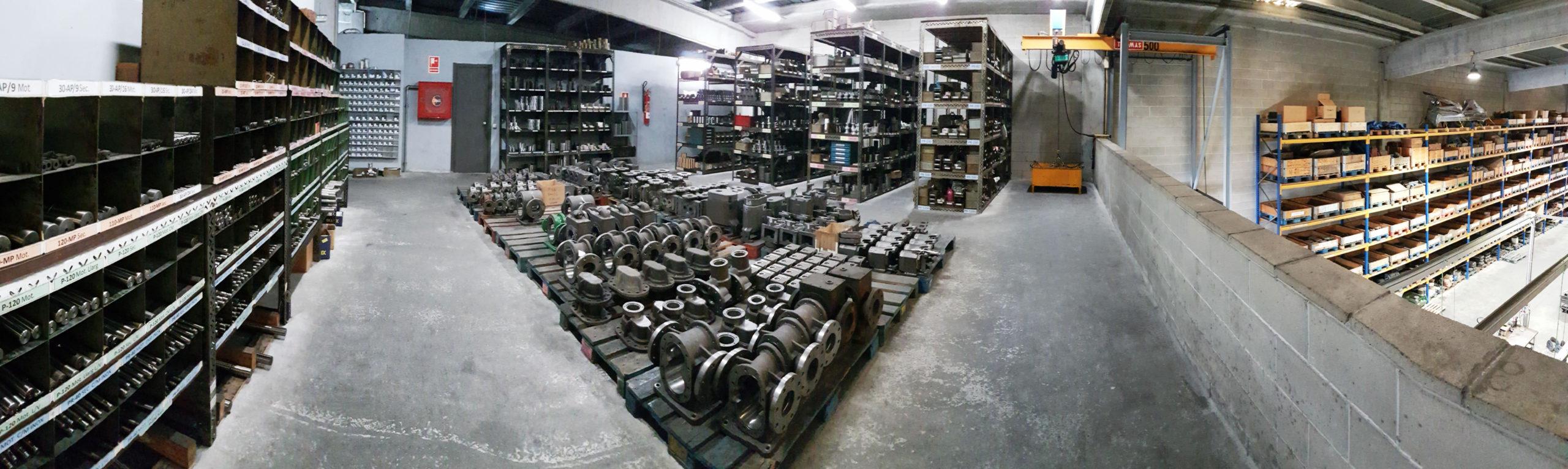 Talleres Pujol. Fabricante bombas voluméstricas
